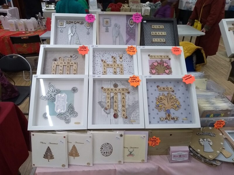 Craft Fair Tips And Tricks Display-Stand-Shauna-Gra