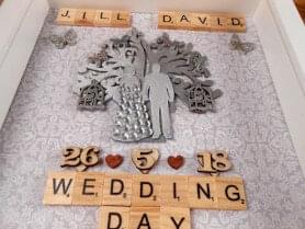 Unique wedding gift for couples